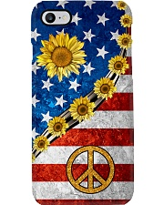 Sunflower Peace Phone Case i-phone-7-case