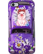 Hippie VW Bug Pig Phone Case i-phone-7-case