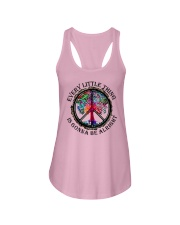 Every Little Thing Is Gonna Be All Right Ladies Flowy Tank tile