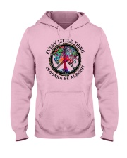 Every Little Thing Is Gonna Be All Right Hooded Sweatshirt tile