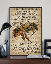 What A Wonderfull World 11x17 Poster lifestyle-poster-2