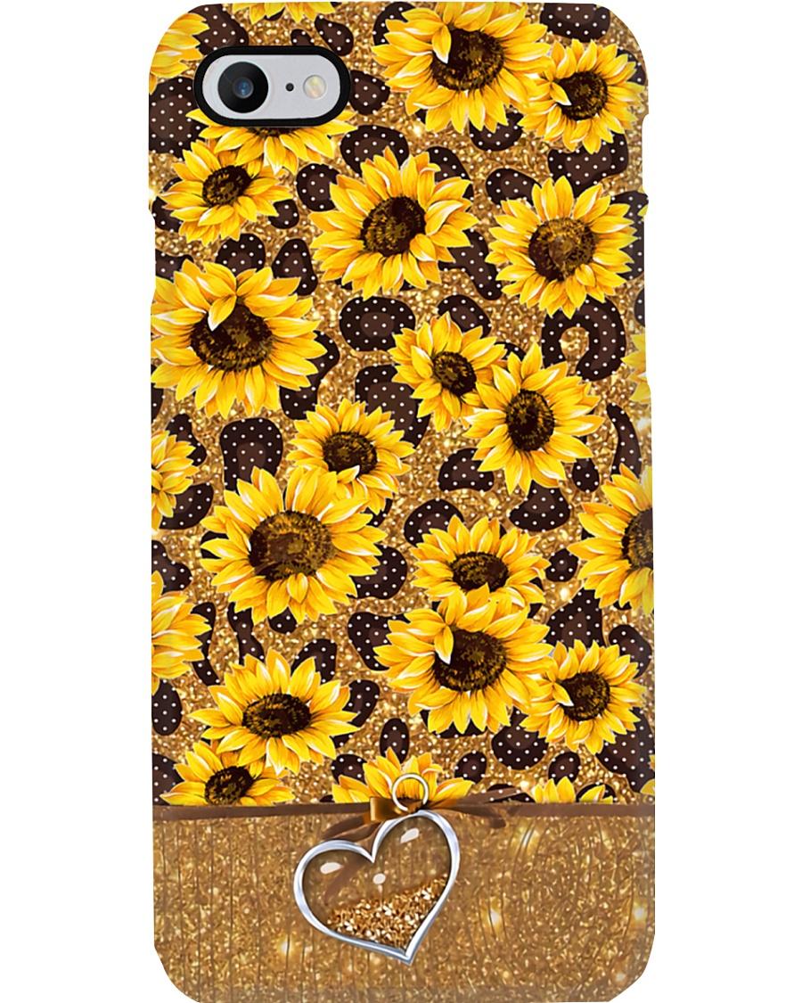 Sunflower Love Phone Case