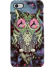 Hippie owl Phone Case i-phone-7-case