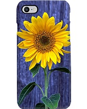 Sunflower Phone Case i-phone-8-case