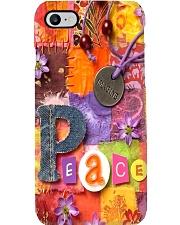 Peace Phone Case i-phone-7-case