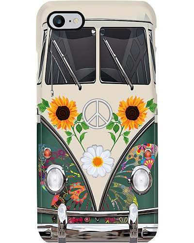 Sunflower VW Bus
