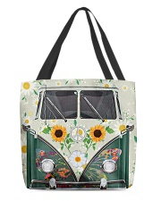Sunflower VW Bus All-over Tote thumbnail