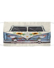 Sunflower VW Bus Cloth face mask thumbnail