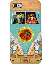 Sunflower Peace  Phone Case i-phone-8-case