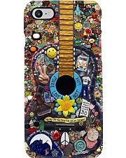 Hippie Guitar Phone Case i-phone-7-case