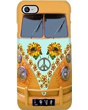 Sunflower Peace Bus Phone Case i-phone-7-case