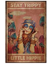 Stay Trippy Little Hippie 11x17 Poster front