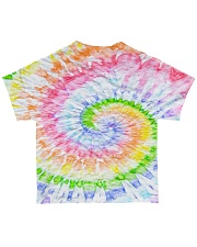 Peace Love American All-over T-Shirt back