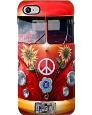 Imagine - Vw Bus Phone Case i-phone-8-case