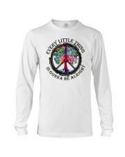Every little thing gonna be all right Long Sleeve Tee thumbnail