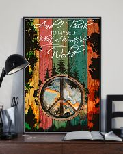And I Think To Myself 11x17 Poster lifestyle-poster-2