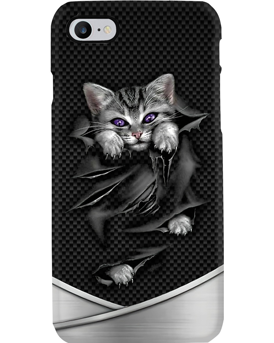 Cat Love Phone Case