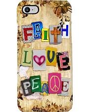 Faith Love Peace Phone Case i-phone-7-case