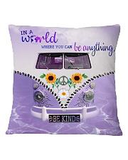 Be Kind Square Pillowcase thumbnail