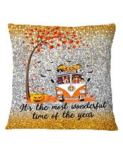 It's The Most Wonderful Time Of The Year Square Pillowcase thumbnail