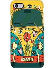 Hippie Peace Phone Case i-phone-7-case