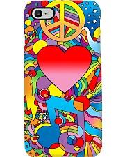 Peace Love Music Phone Case i-phone-7-case