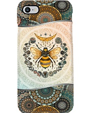 Bee Art Phone Case i-phone-7-case