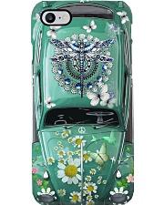 Hippie Vw Bug Phone Case i-phone-8-case