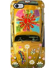 Hippie Vw Bug yellow Phone Case i-phone-7-case