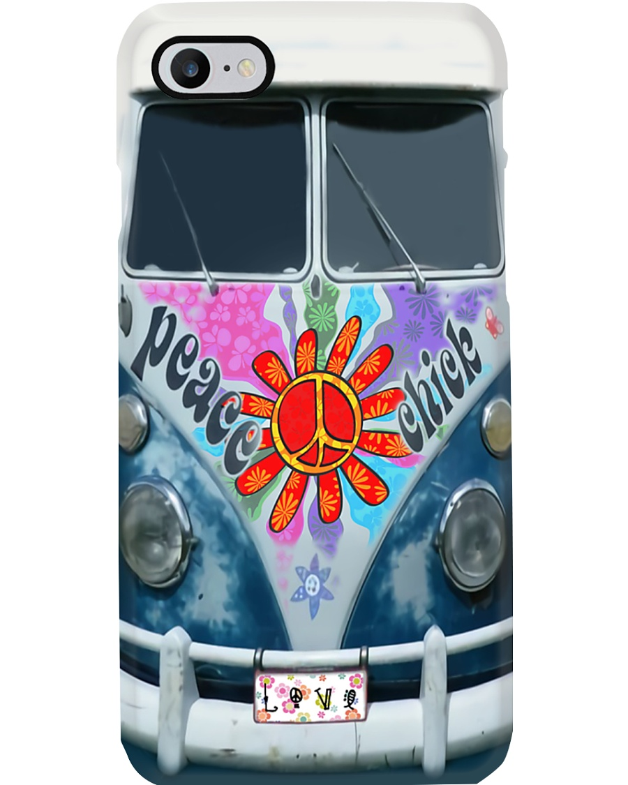 Peace Chick Phone Case