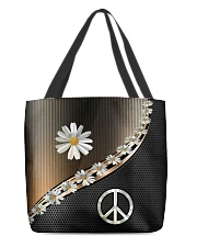 DaisY Peace All-Over Tote tile