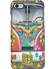 VW Bus Peace Phone Case i-phone-8-case
