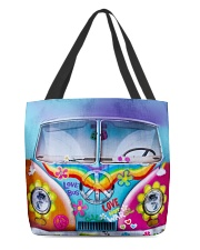 VW Bus Peace All-Over Tote tile