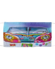VW Bus Peace Mask tile
