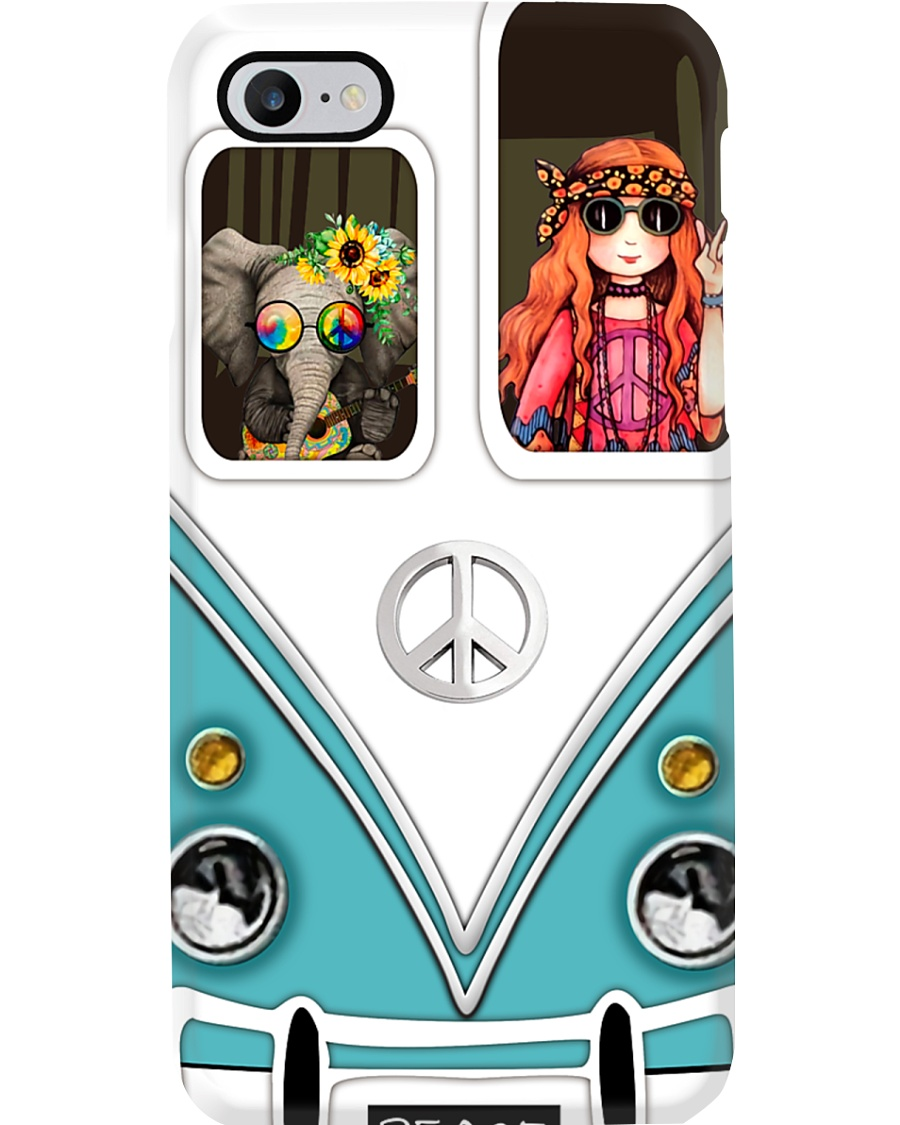 Vw Bus Peace Phone Case