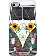 Sunflower VW Bus Phone Case i-phone-7-case