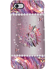Peace Flower Phone Case i-phone-7-case