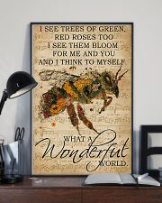 Bee Lover 11x17 Poster lifestyle-poster-2