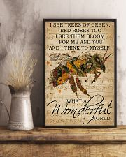 Bee Lover 11x17 Poster lifestyle-poster-3