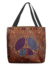 Peace Art All-over Tote thumbnail