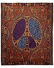 "Peace Art Fleece Blanket - 50"" x 60"" thumbnail"