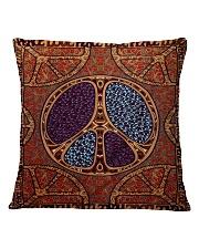 Peace Art Square Pillowcase thumbnail