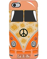 Hippie - Let It Be Phone Case i-phone-7-case