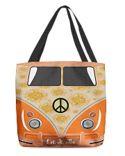 Hippie - Let It Be All-over Tote thumbnail