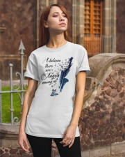 I Believe There are Angels Among Us Classic T-Shirt apparel-classic-tshirt-lifestyle-06