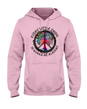 Every little thing gonna be all right Hooded Sweatshirt thumbnail