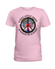 Every little thing gonna be all right Ladies T-Shirt thumbnail