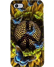 Sunflower - Butterfly Phone Case i-phone-7-case