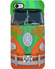 Hippie VW Bug Peace Phone Case i-phone-7-case