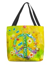 Hippie - Peace All-over Tote thumbnail